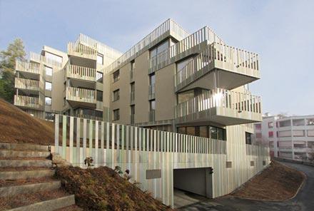 Wohnhaus <br/>Limmattalstrasse