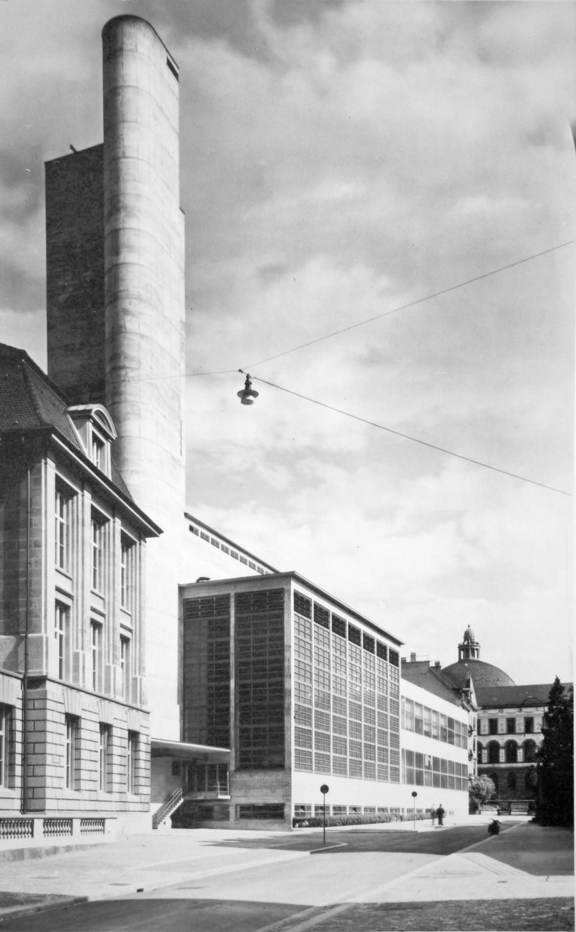 FHK von O.R. Salvisberg 1935