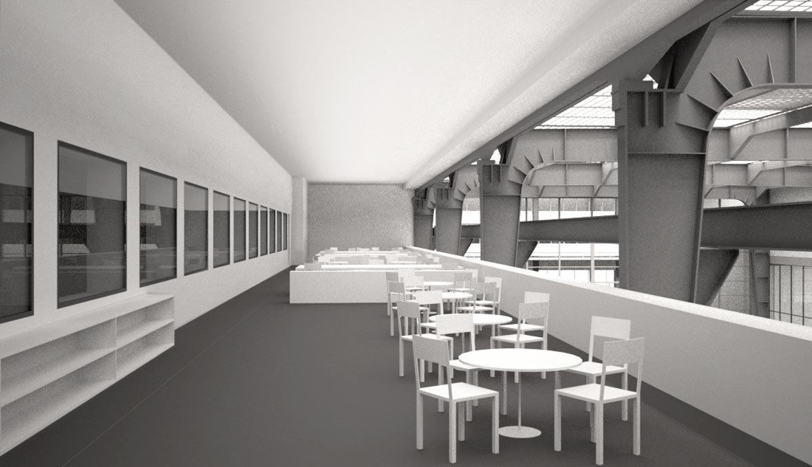 Galerie Ebene F