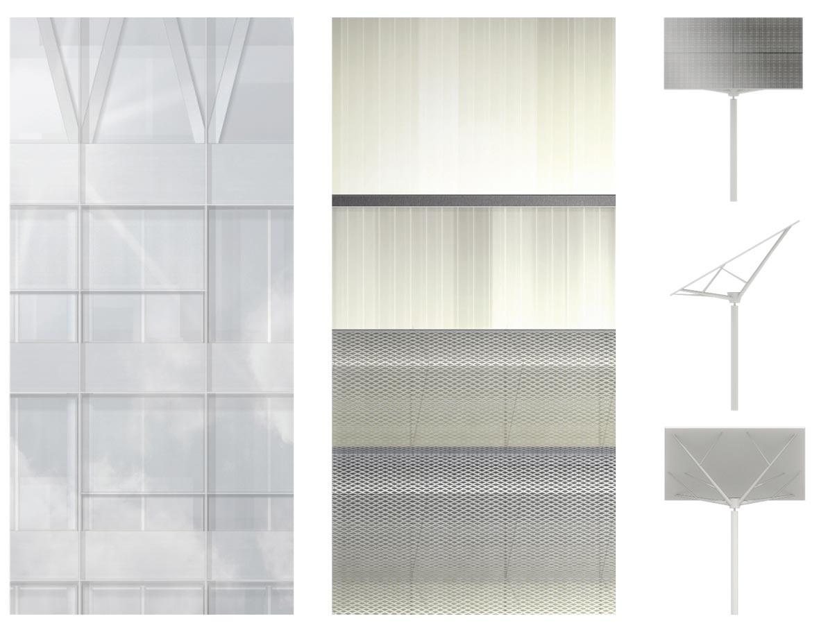 Fassaden - Photovoltaik
