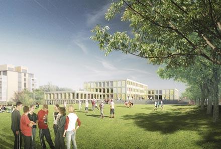 Schulanlage Blumenfeld