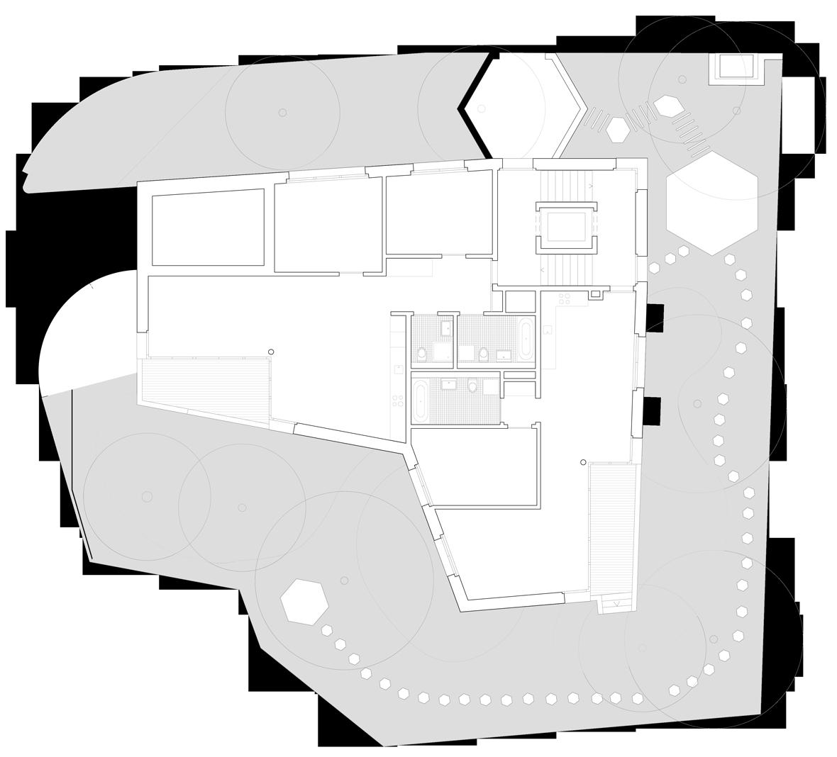Grundriss Eingangsgeschoss