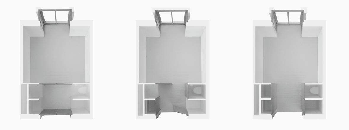 Modell Zimmer