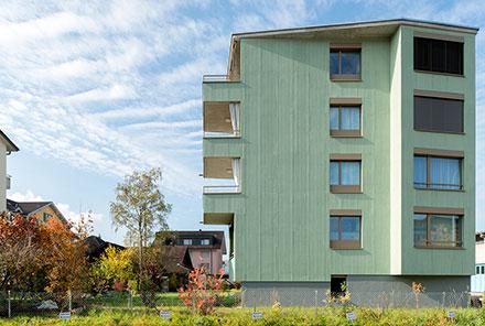 Mehrfamilienhaus<br/> Sedelstrasse