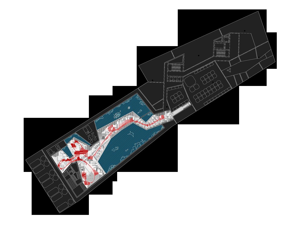 Grundriss 2.Untergeschoss