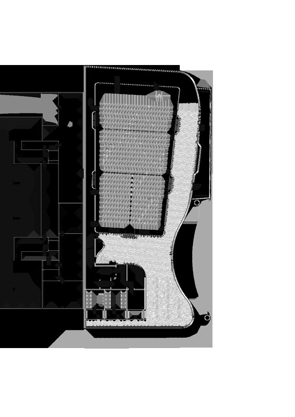 Grundriss 1. Untergeschoss