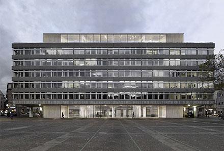 Amtshaus Helvetiaplatz