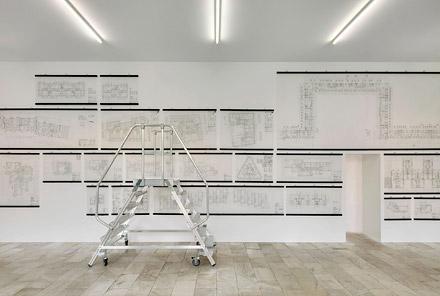 Ausstellung «Aus dem Archiv der Grundrisse»