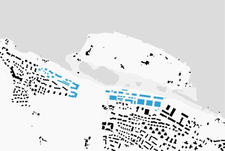 Testplanung Zentrum Ortsteil Au