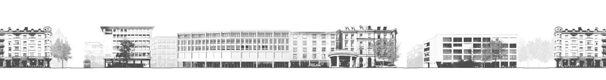 Fassadenabwicklung