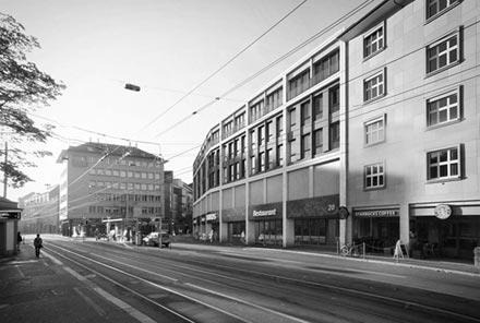 Migros Kreuzplatz