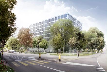 ETH D-BSSE <br/>Labor- und Forschungsgebäude