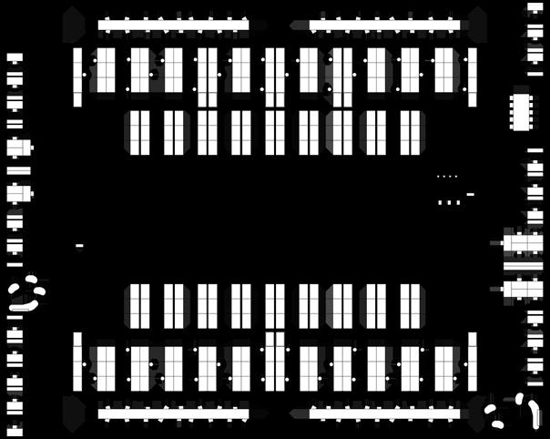 Grundriss Regelgeschoss Variante