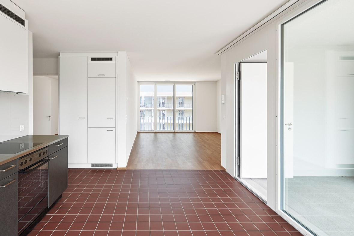 Wohnung Glattparkstrasse