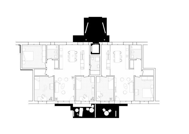 Wohnungsgrundrisse 1
