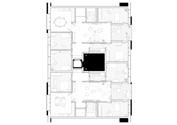 Wohnungsgrundrisse 2