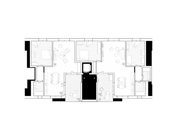 Wohnungsgrundrisse 3