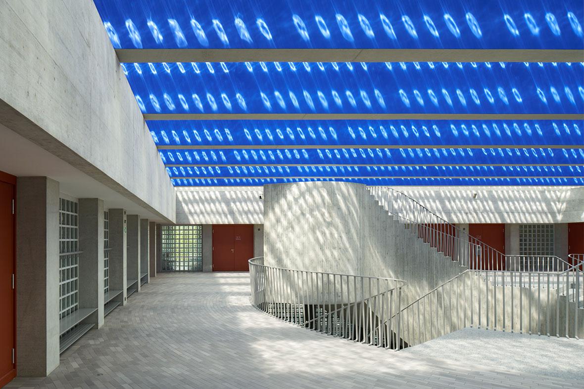 Obergeschoss Lichthof