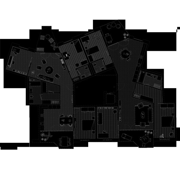 Grundriss Wohnung Regelgeschoss 1