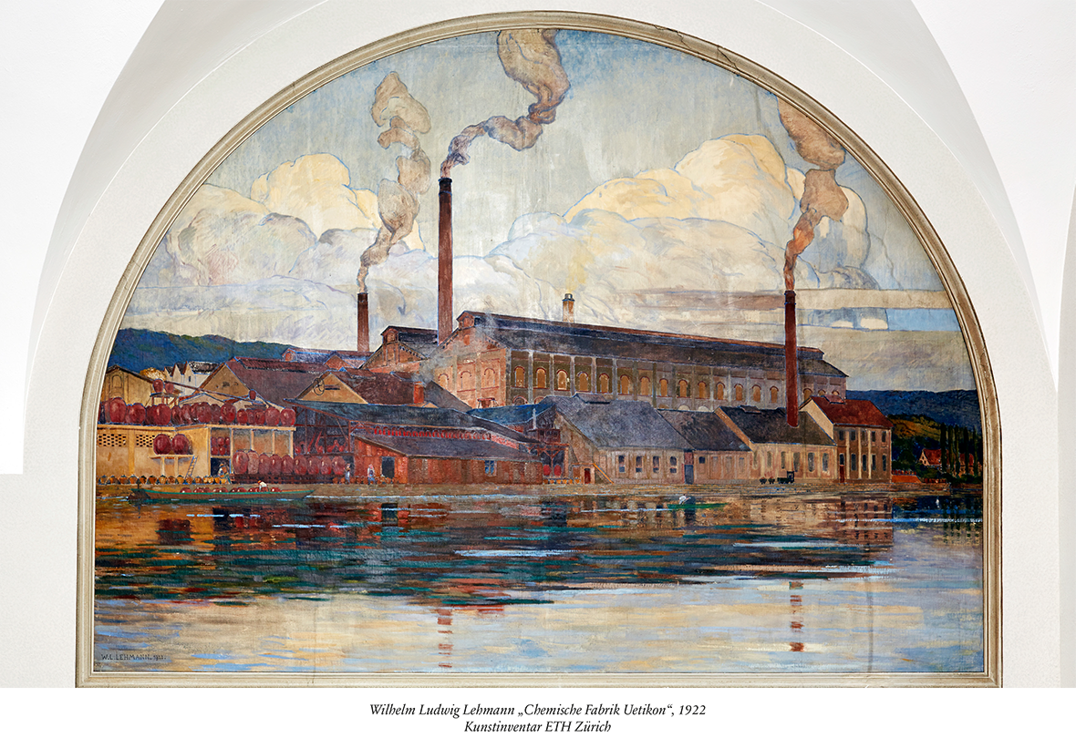 Historisches Uetikon 1922