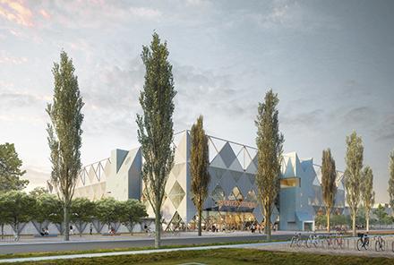 Sportzentrum Oerlikon