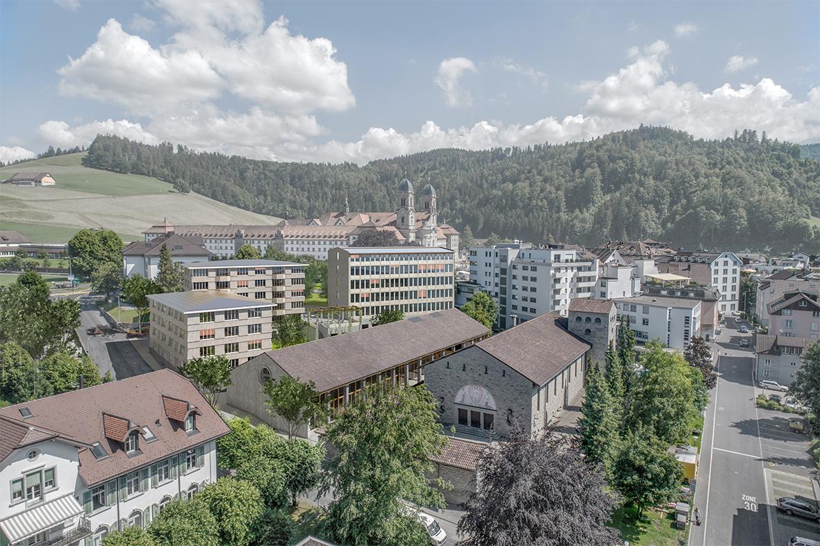 Ensemble Einsiedlerhof